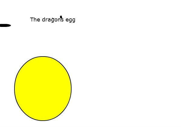 Nicole and the dragon's egg